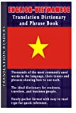 English Vietnamese Translation Dictionary and Phrasebook