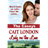 Lady on the Line (The Caseys Book 1)