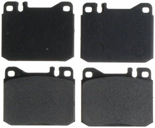 Raybestos SGD145AM Service Grade Semi-Metallic Disc Brake Pad Set
