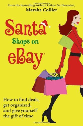 Santa Shops on eBay: Amazon.es: Collier, Marsha: Libros en idiomas extranjeros