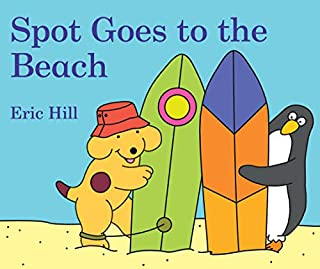 Book Cover: Spot Goes to the Beach