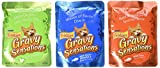 Friskies Gravy Sensations Surfin' & Turfin' FavoritesVariety Pack Cat Food 12-3oz pouches Review