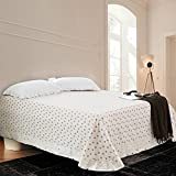 cotton printing bedspreads/Fresh European style single and more sheets-F 245x270cm(96x106inch)