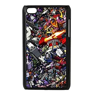 Transformers For Ipod Touch 4th Csae protection phone Case ST142227