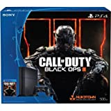 Sony PlayStation 4 (PS4) Console Bundle with Call of Duty Black Ops III - Hard Drive Capacity: 500 GB