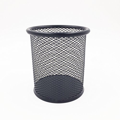 Mesh Durable Pencil Cup Holder - 9