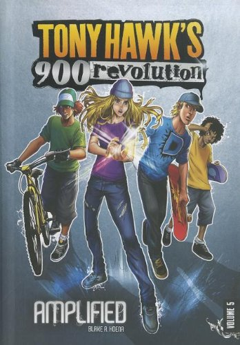 Amplified (Tony Hawk's 900 Revolution) ebook