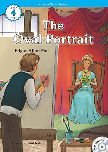 The Oval Portrait (Level4 Book 8)