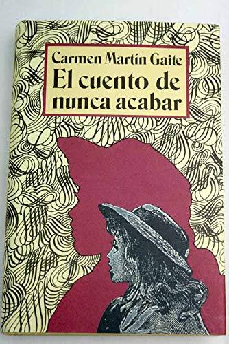 El cuento de nunca acabar: Amazon.es: Martín Gaite, Carmen: Libros