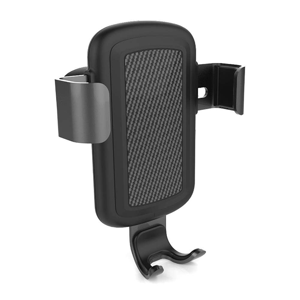 Grost Koning Wireless Charging Car Mount, 10W Qi Fast Charging Auto-Clamping Car Mount, Hands Free Gravity Car Phone Holder, Air Vent Phone Holder for iPhone Samsung Sony and Android Smartphones by Grost Koning