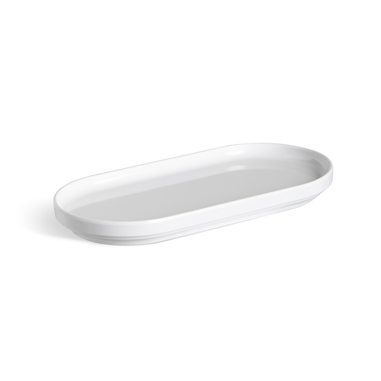 Umbra Step Amenity Tray, White