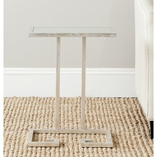 Safavieh Home Collection Murphy Silver Accent Table