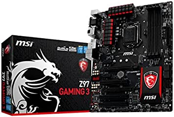 carte mere lga 1150 MSI Carte mere socket LGA 1150   Chipset Intel Z97 Express   4