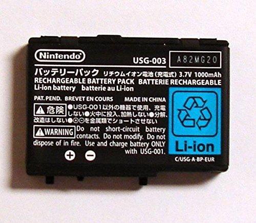 NEW OEM ORIGINAL NINTENDO DS LITE DSL NDSL USG-003 USG-001 BATTERY (Replacement Nintendo Ds)