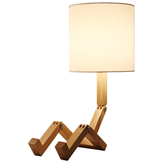Style Table LampsBedroom Modern Bed European lampSimple 8Nmw0Ovn