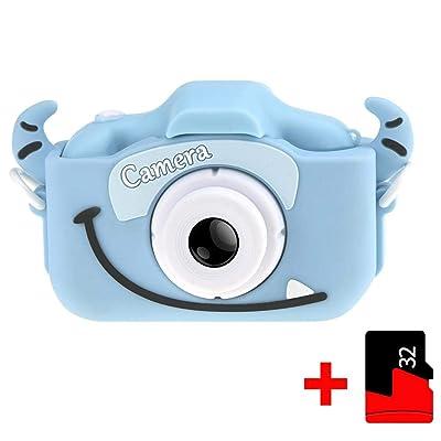 Mississ Birthday Present, Mini HD Children's Camera Accepted: Hogar