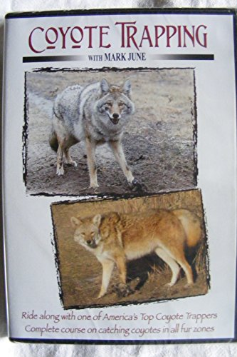 Coyote Trapping with Mark June DVD