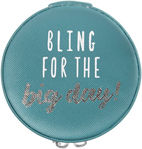 Pavilion Gift Company Bling for the Big Day Jerwelry Case