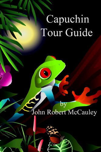 Book: Capuchin Tour Guide by John Robert McCauley