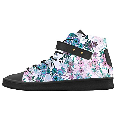 Custom Women's Shoes Decorative Pattern New Sneaker Canvas Round Toe (Nike Shoe Chargers San Diego)