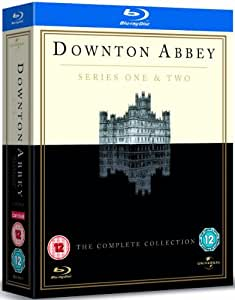 Downton Abbey Series 1 & 2 [Reino Unido] [Blu-ray]