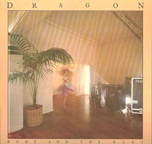 Dragon: Body And The Beat LP VG++/NM Canada Polydor PDS-1-6400 - Body Dragon