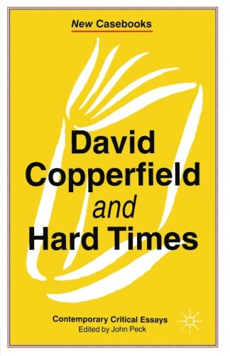 David Copperfield and Hard Times (New Casebooks)