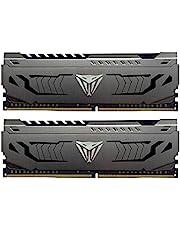 Patriot Viper Steel DDR4 32GB (2 x 16GB) 3600MHz Kit - PVS432G360C8K