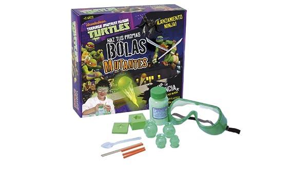 TORTUGAS NINJA - Bolas Mutantes (Cefa Toys 25254): Amazon.es ...