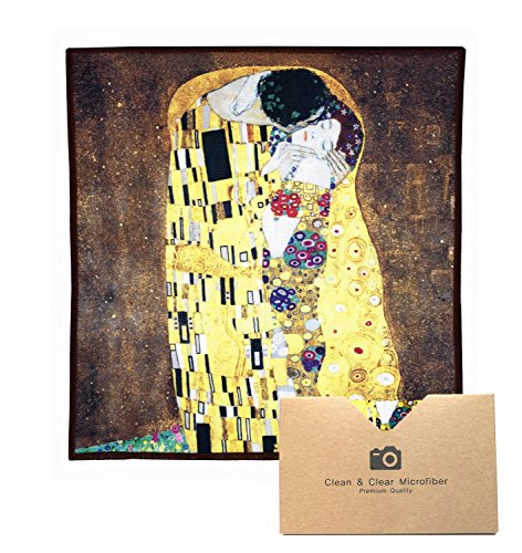 EXTRA LARGE [2 Pack] Classic Art (Gustav Klimt