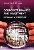 img - for Corporate Finance and Investment: Decisions & Strategies book / textbook / text book
