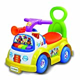 Toys : Fisher-Price Little People Music Parade Ride-On