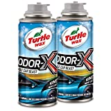 Turtle Wax 50819 Power Out Odor-X Kinetic Whole Car Blast, 2-Pack, 4. Fluid_Ounces