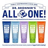 Dr. Bronner's - Organic Shaving Soap (Lemongrass, 7 Ounce) - Certified Organic, Sugar and Shikakai Powder, Soothes and Moisturizes for Close Comfortable Shave, Use on Face, Underarms and Legs