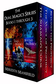 Dual Magics Series: Books 1 - 3 by [Mansfield, Meredith]