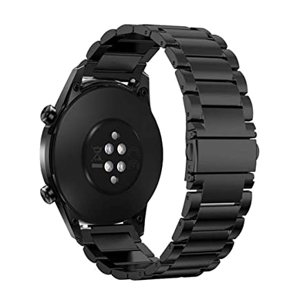 Amazon.com: Stainless Steel Watch Band Compatible with ...