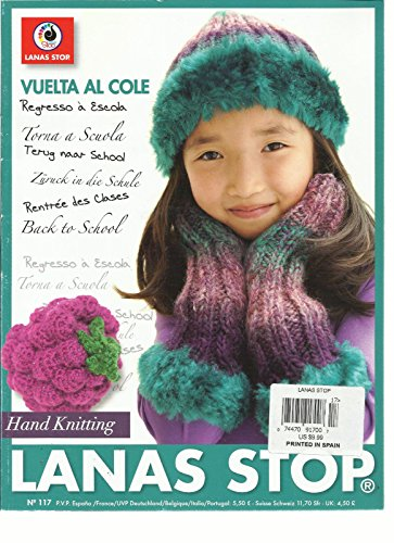 LANAS STOP HAND KNITTING, VUELTA AL COLE (REGRESSO A ESCOLA *TERNA A SCUOLA by Generic