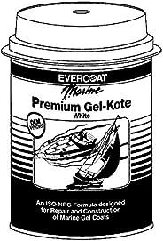 Fibre Glass-Evercoat Co Gel Coat White Pint