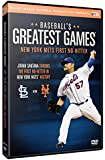 Baseball's Greatest Games: New York Mets First No-Hitter [DVD]