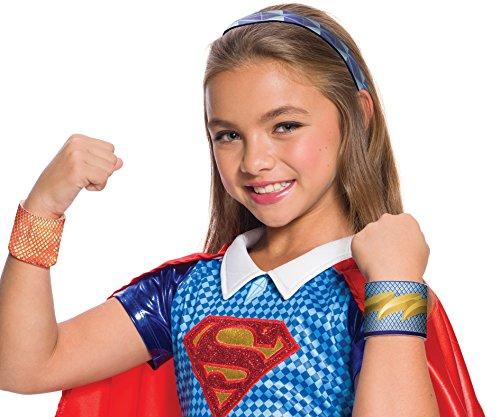 Rubie's Costume DC Superhero Girls Super Girl Accessory Kit, One -