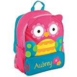 Best Sidekick Backpacks With Embroidered - Personalized Stephen Joseph Owl Sidekick Backpack with Embroidered Review