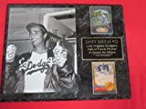 Sandy Koufax 4 NO HITTERS 2 Card Collector Plaque w/8x10 VINTAGE Photo