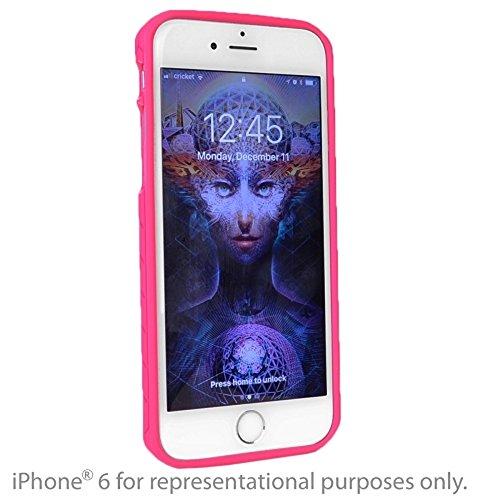 Bodyglove 4768C Body Glove iPhone 6 Satin Gel Case Pink (Fellowes Glove Body)