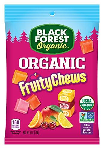 Black Forest Organic Fruity Chews, 6 Ounces]()