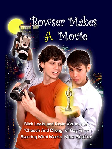 Bowser Makes a Movie (Bowsers Kids)