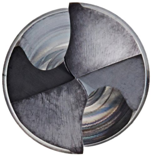 3//16 Diameter x 2-7//16 Length Slow Spiral 140 Degree TiAlN Finish Straight Shank Pack of 1 YG-1 DH414 Carbide Dream Short Length Drill Bit