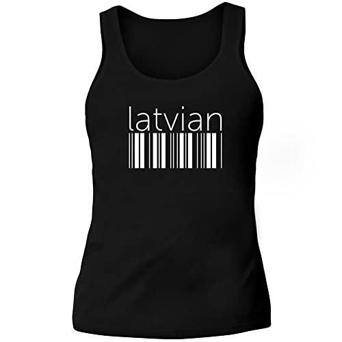 Idakoos Latvian barcode - Lingue - Canotta Donna