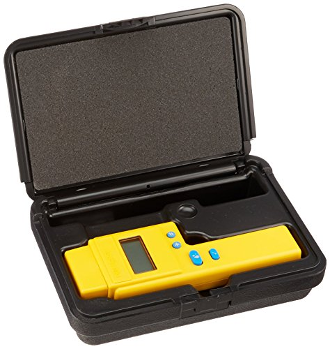 Delmhorst P-2000W/CS Digital Pin Type Paper Moisture Meter with 324CAS-0064 Carrying Case