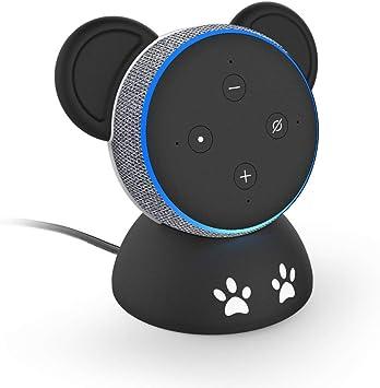 TOOGOO Soporte de Soporte para Echo Dot 3Rd, GestióN de Cables ...