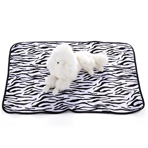 Ari_Mao Stuoia di lusso per cani Prodotti di tappeti per animali domestici Coperta per animali domestici Tessuto in pile Coperta morbida e carina per animali domestici